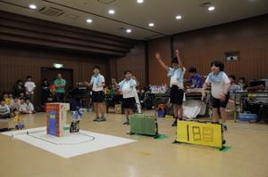 ロボカップジュニア2011関東ブロック2