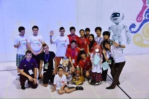 ロボカップ2015世界大会