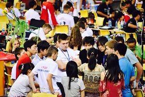 ロボカップ2015世界大会のサムネイル画像