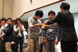 ノード大会2014入賞