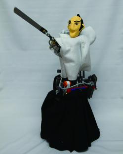 サムライロボット