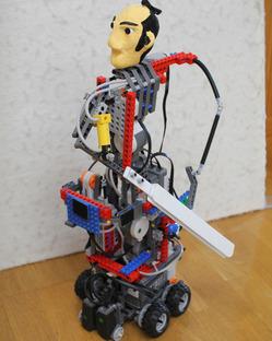 サムライロボット2
