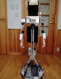 ダンスロボット・エレ2