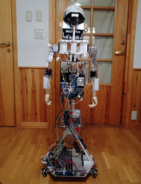 ダンスロボット・エレ3