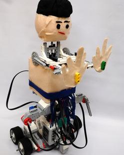 力士ロボット1