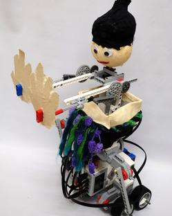 力士ロボット2