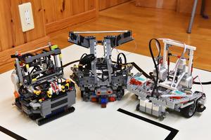 レスキューラインロボット