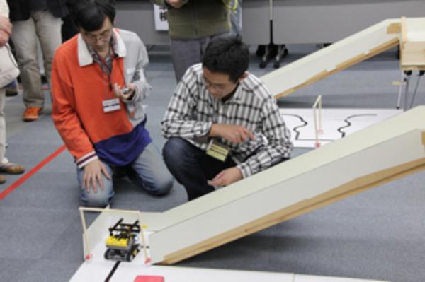 ロボカップジュニア2011 神奈川・西東京ノード大会が終了