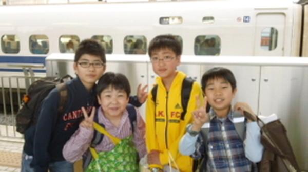 ロボカップジュニア2011 ジャパンオープンへ出発!