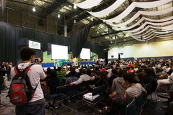 RoboCup2012メキシコ 大会最終日