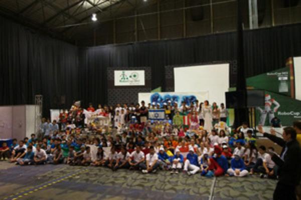 RoboCup2012メキシコ ダンスリーグ決勝