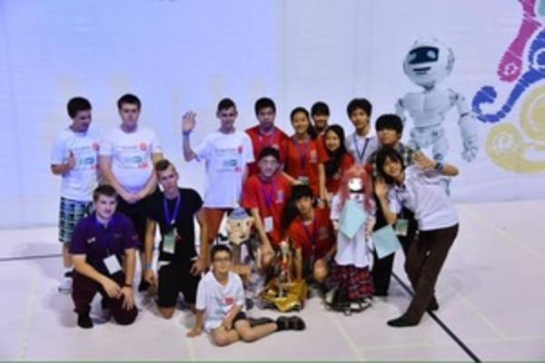RoboCup2015世界大会が終了しました。