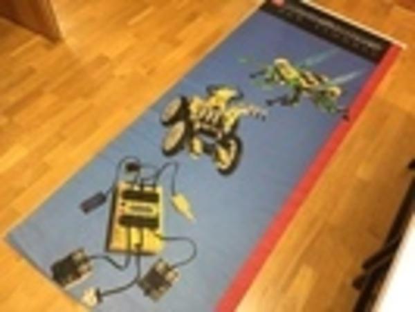 レゴのロボットRCX  懐かしいものが出てきました。