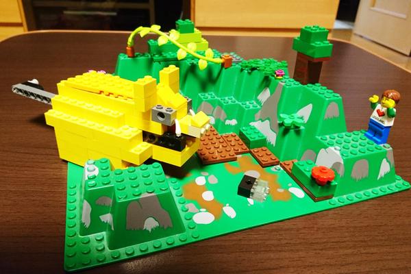 結果発表 お年玉LEGOブロックコンテスト2019